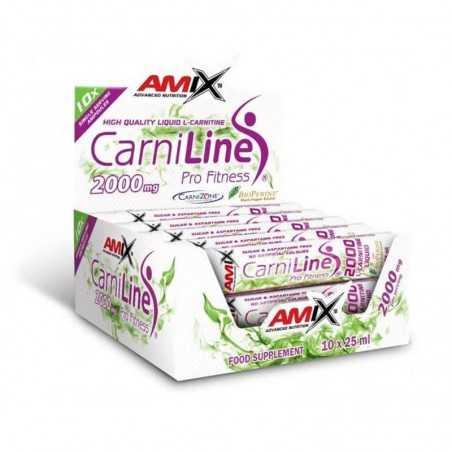 AMIX CARNILINE PRO FITNESS 2000 10VIALES