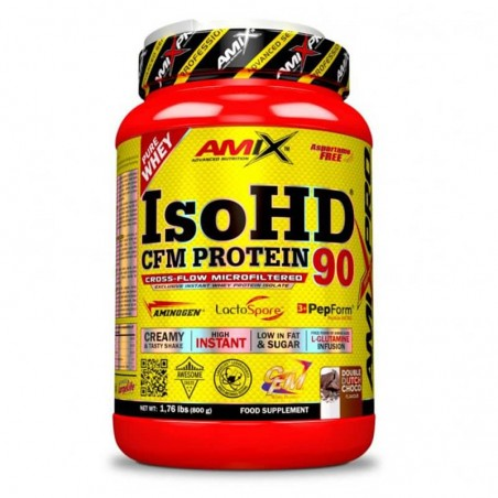AMIX ISO HD 90 CFM PROTEIN 800 GR