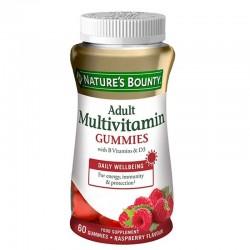 NATURE'S BOUNTY MULTIVITAMÍNICO 60 GUMMIES