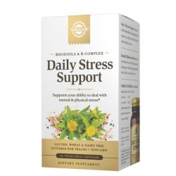 SOLGAR ULTIMATE CALM DAILY SUPPORT 30VCAP