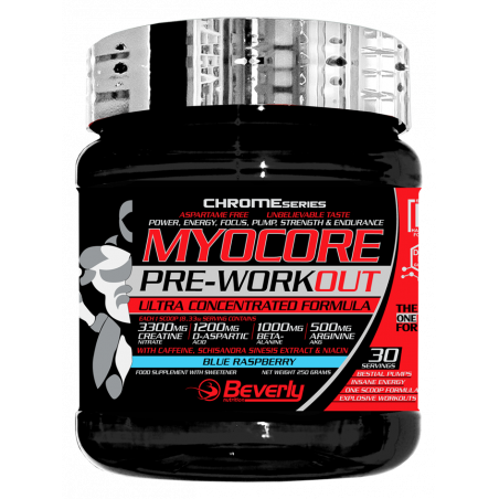 BEVERLY NUTRITION MYOCORE 250 GRS