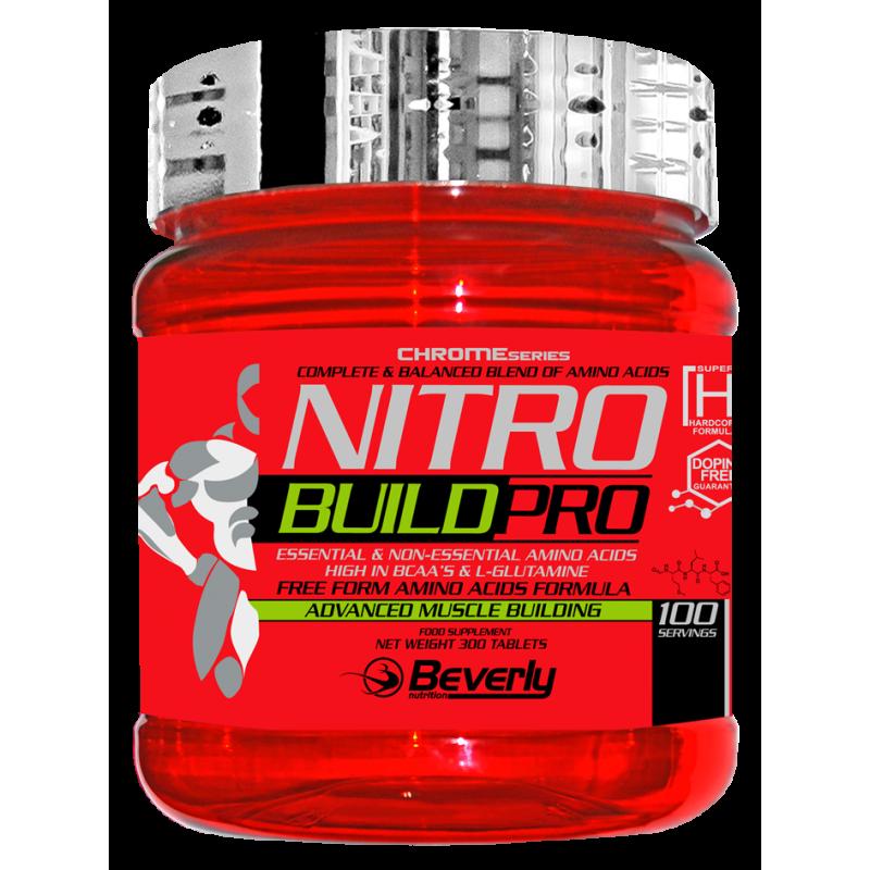 NITRO BUILD PRO 300 TAB.