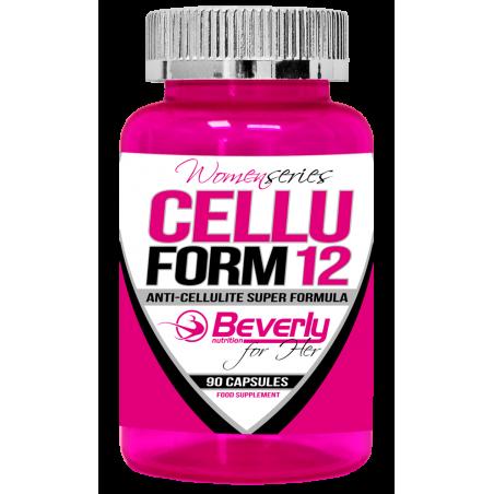 BEVERLY NUTRITION CELLU FORM12 90 CAP