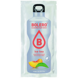 BOLERO ICE TEA PEACH 9 GRS.