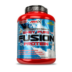 WHEY PURE FUSION 2.3 KG