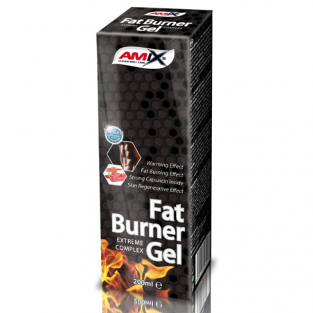 AMIX FAT BURNER GEL 200 ML