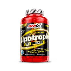 LIPOTROPIC FAT BURNER 200 CAP