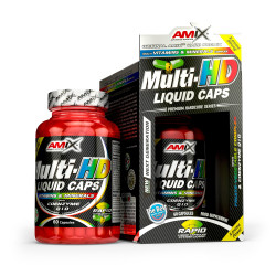 AMIX MULTI-HD 60 LIQUID CAPS