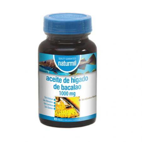 ACEITE HIGADO DE BACALAO 45 CAPS.