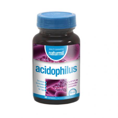 NATURMIL ACIDOPHILUS 60 COMP