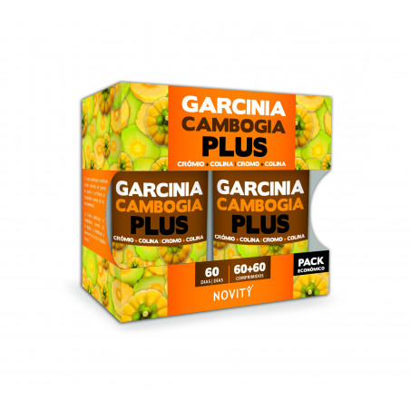 GARCINIA CAMBOGIA PLUS 60+60 COMP.