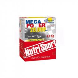 NUTRISPORT MEGA POWER 20.000 40 SOBRES