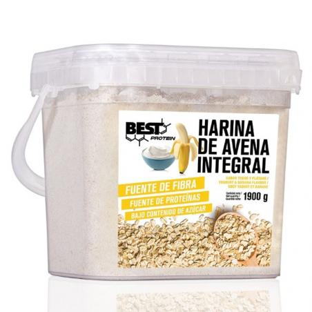 BEST PROTEIN HARINA DE AVENA 1,9 KG