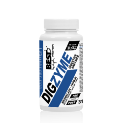 BEST PROTEIN DIGZYME 60 CAP