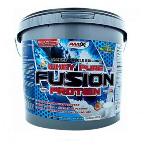 WHEY PURE FUSION 4 KG