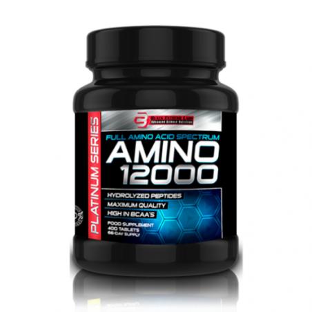 BLACK EXTREME AMINO 12000 400 TAB.
