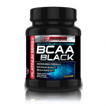 BCAA BLACK ORANGE 500 GRS.