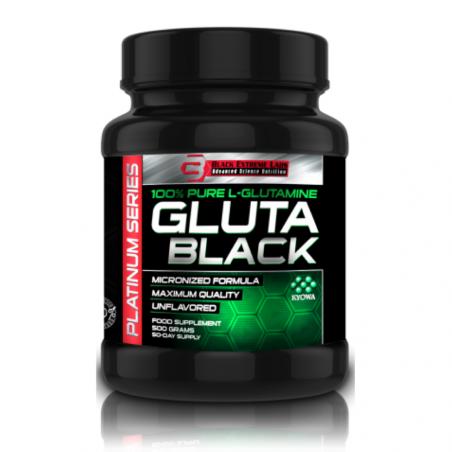 GLUTA BLACK 500 GRS