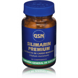 GSN SILIMARIN PREMIUM 90 COMP