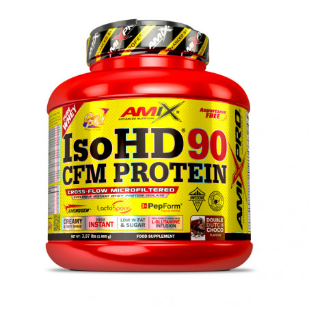 AMIX ISO HD 90 CFM PROTEIN 1800 GR