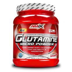 GLUTAMINE MICRO POWDER 500 GR