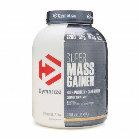 SUPER MASS GAINER 6 LBS.