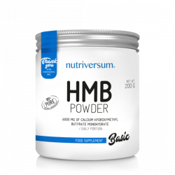 NUTRIVERSUM HMB POWDER 200 GR