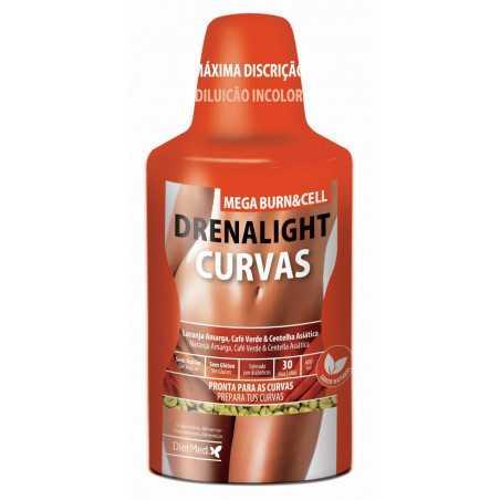 DIETMED DRENALIGHT CURVAS 600ML