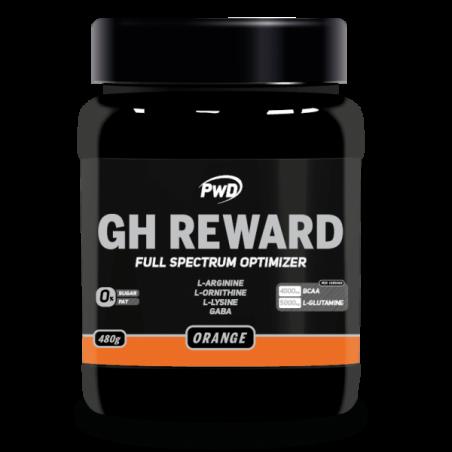 PWD NUTRITION GH REWARD 480 GRS