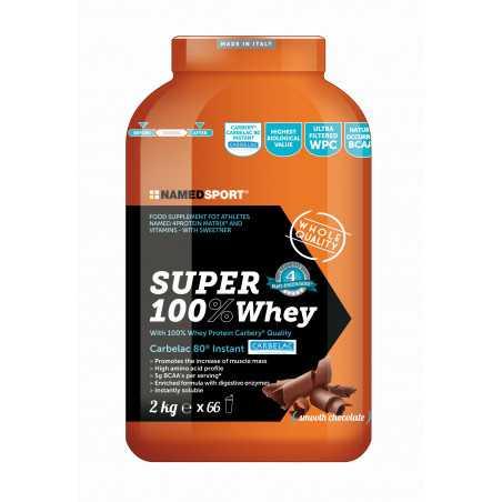 NAMEDSPORT SUPER 100% WHEY 2KG