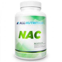 ALL NUTRITION NAC 90 CAP
