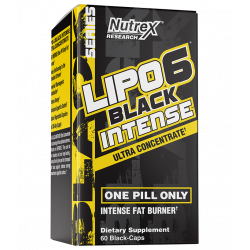 LIPO 6 BLACK INTENSE 60 CAP