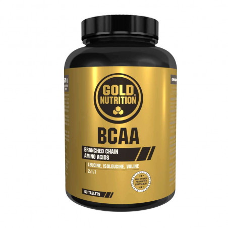 GOLD NUTRITION BCAA 60 TAB