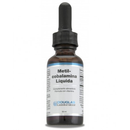 DOUGLAS LABORATORIES METILCOBALAMINA LÍQUIDA (1000 MCG VIT B12)